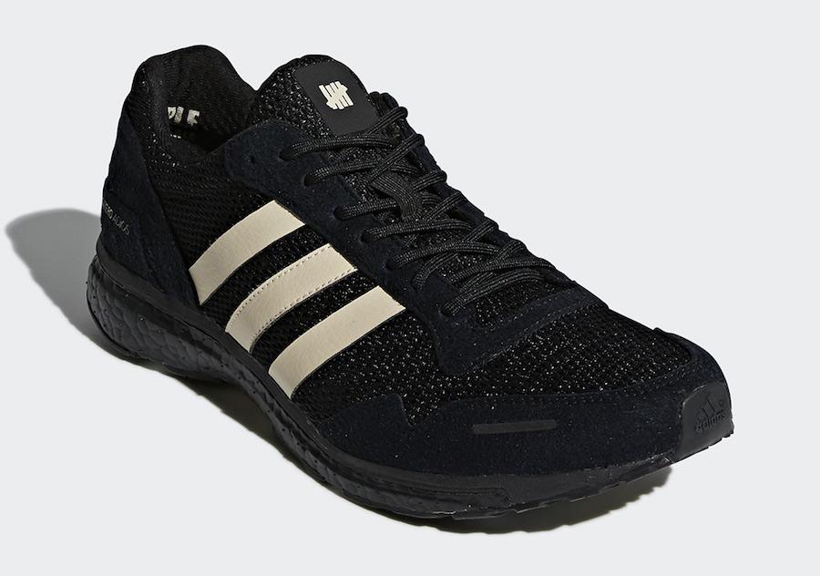 Undefeated adidas AdiZero Adios 3 Black B22483