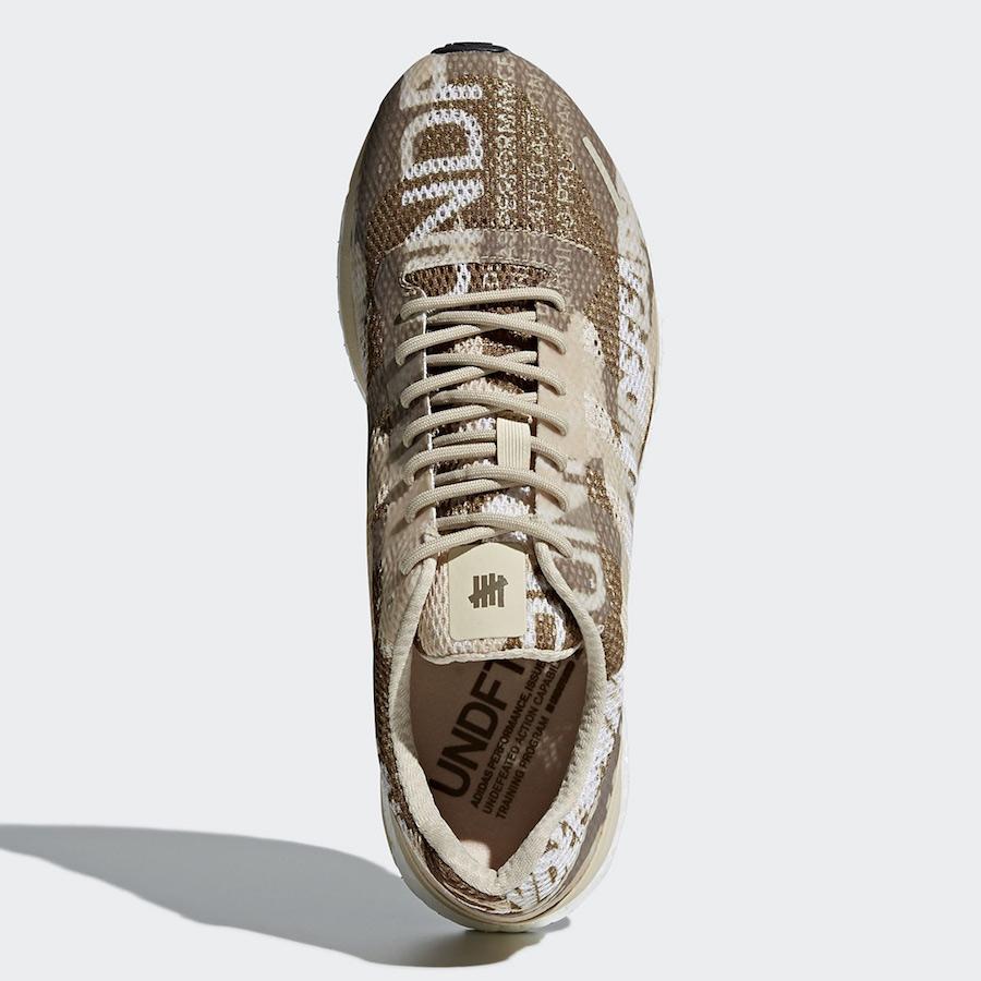 Undefeated adidas AdiZero Adios 3 Desert Camo B27771