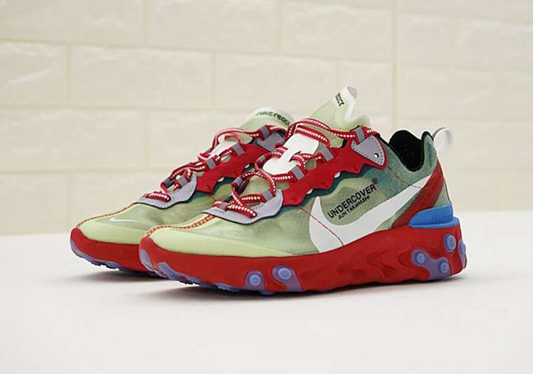 Undercover Nike React Element 87 AQ1813-339