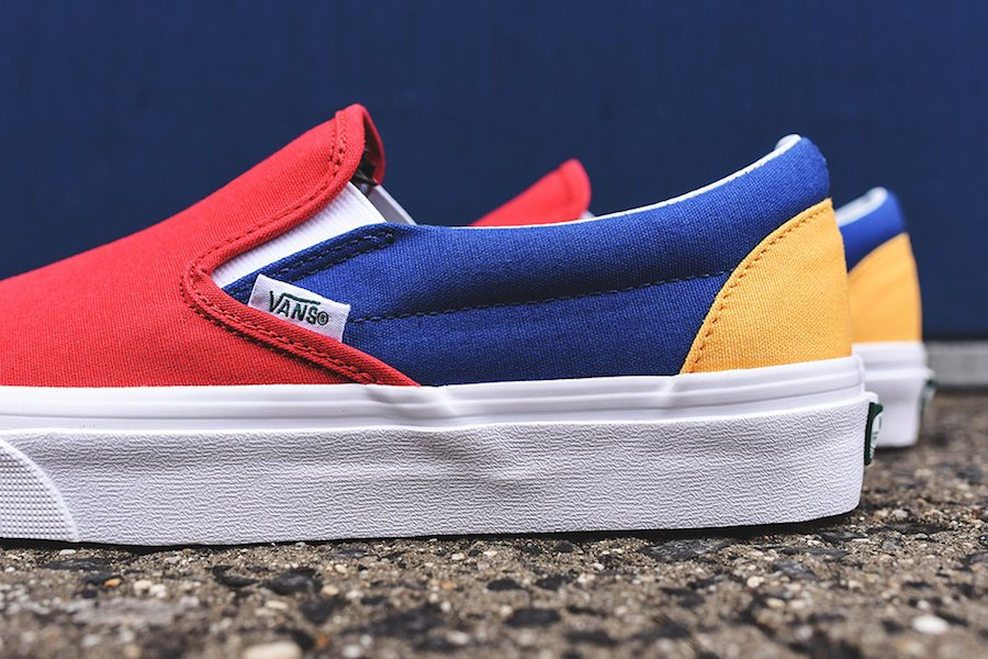 Vans Yacht Club Pack Old Skool Slip-On
