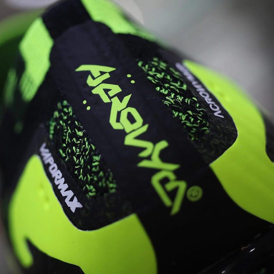 Acronym Nike Air VaporMax Moc 2 Black Volt AQ0996-007