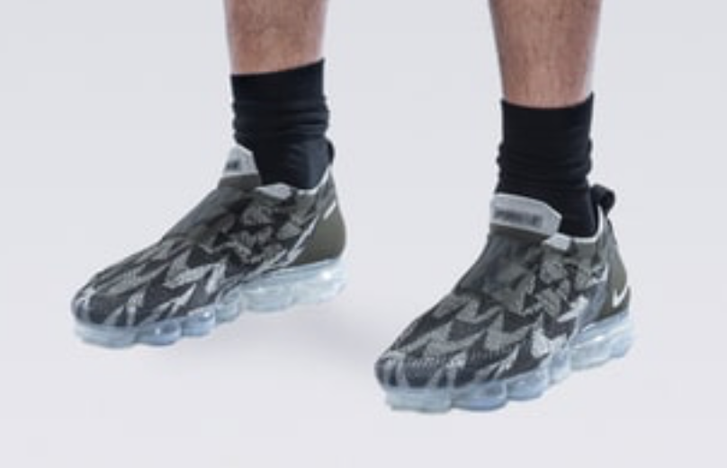 9168955776a51 Acronym x Nike VaporMax Moc 2 Unreleased Sample