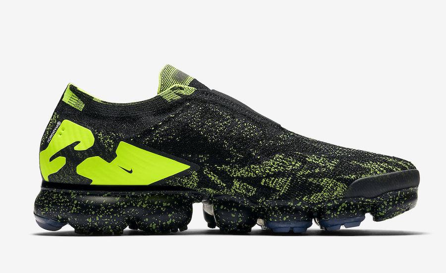 Acronym Nike VaporMax Moc Black Volt AQ0996-007