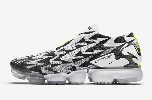 Acronym Nike VaporMax Moc 2 Light Bone