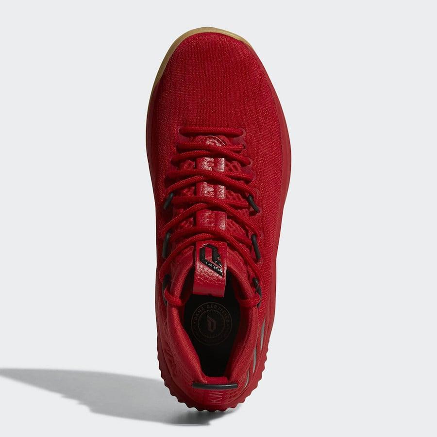 adidas Dame 4 Red Gum CQ0186