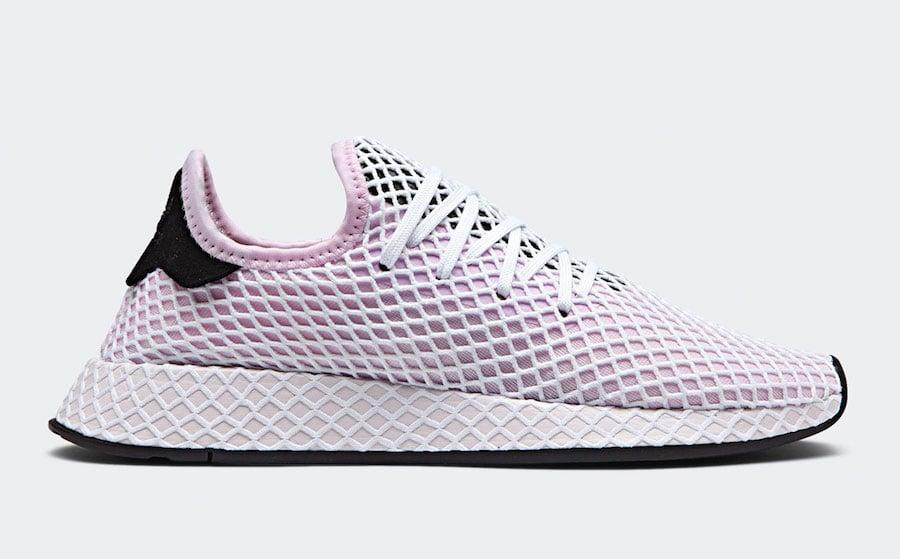 adidas Deerupt Aero Pink Release Date