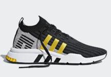adidas EQT Cushion ADV Yellow Stripes