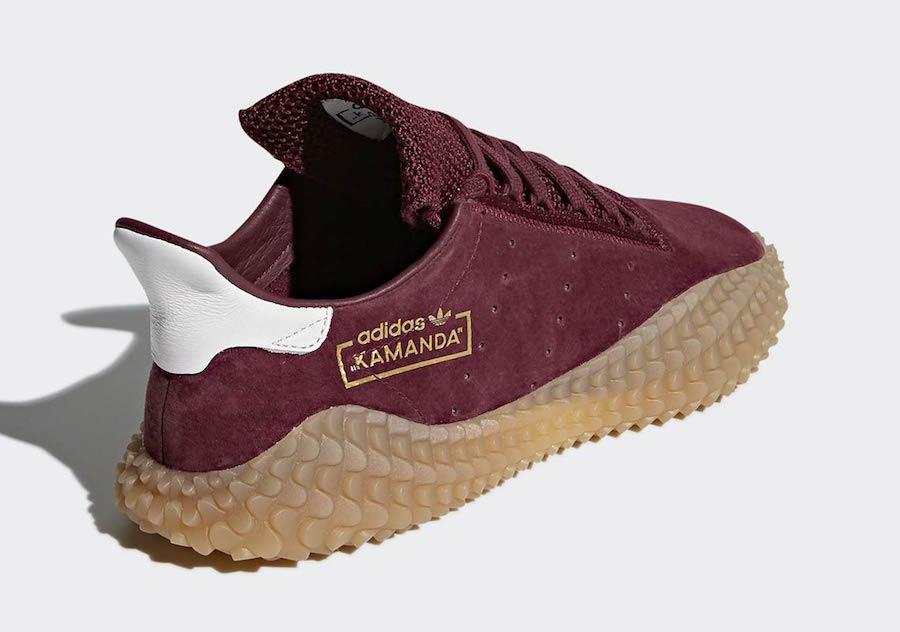 adidas Kamanda Collegiate Burgundy CQ2219