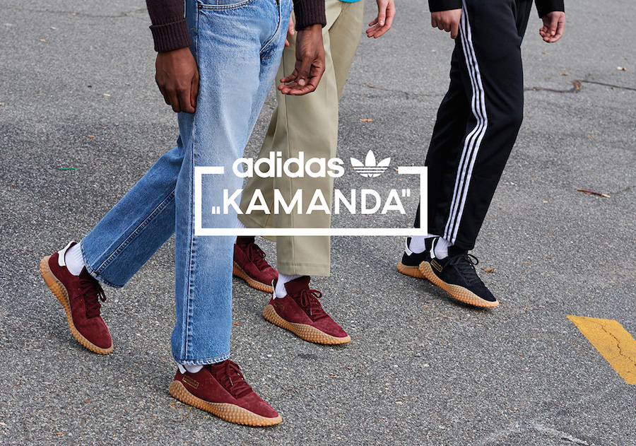 adidas Kamanda Colorways