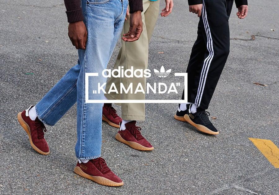 adidas Kamanda Release Date