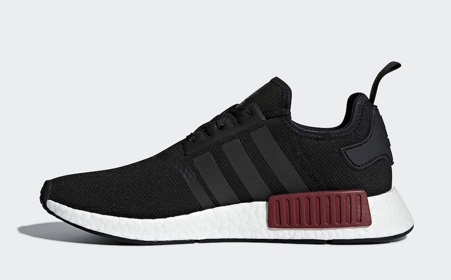 adidas NMD R1 Burgundy Night Cargo BB7791