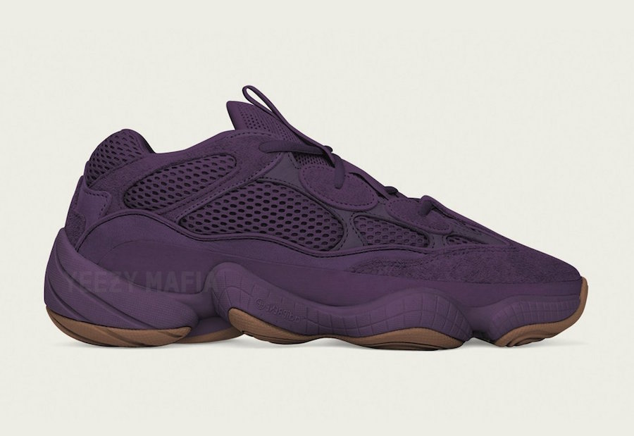 Adidas Yeezy 500 Ultraviolet Releasing Fall