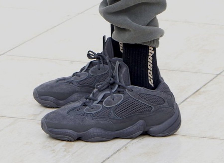 5d4562c31b3 adidas Yeezy Boost 700 Black Yeezy 500 Super Moon Yellow