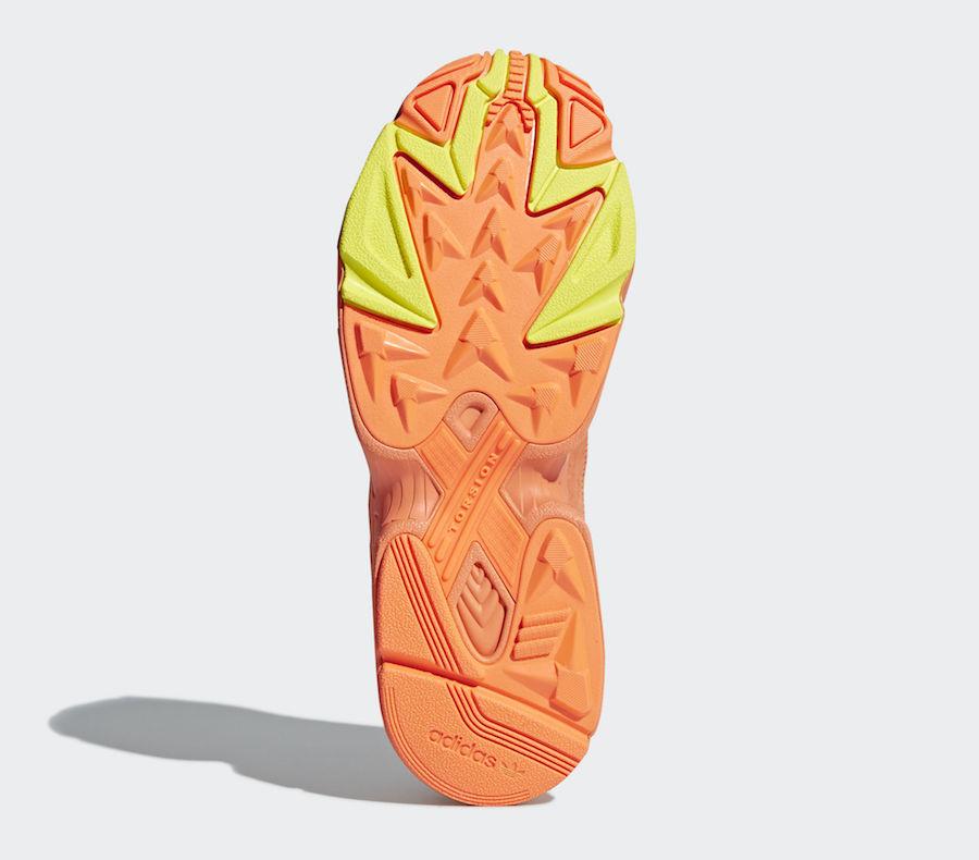 adidas Yung-1 Orange B37613