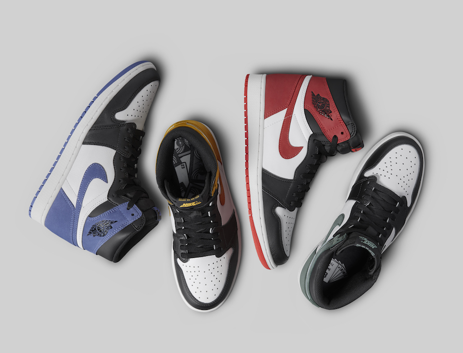 Air Jordan 1 Best Hand in the Game Collection Release Date