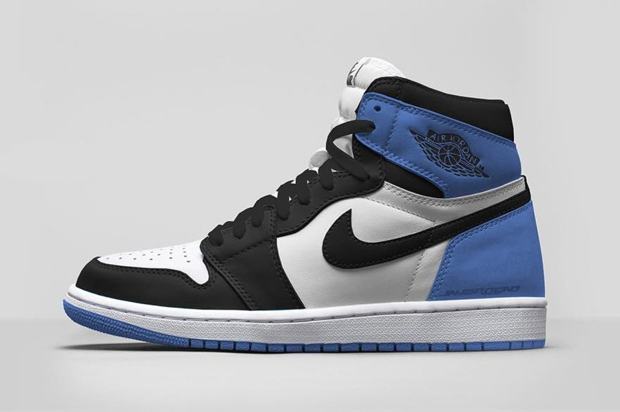 Air Jordan 1 Blue Moon 555088-115 Release Date