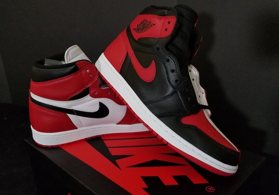 Air Jordan 1 Chicago Homage to Home AR9880-023
