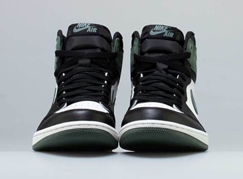 Air Jordan 1 Clay Green 555088-135 Release Date