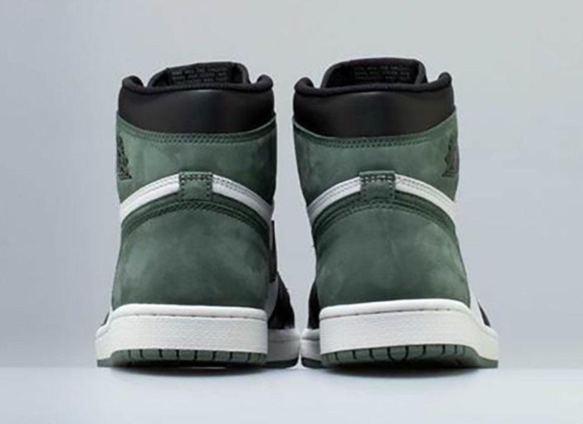 168b5f60035 Air Jordan 1 Clay Green 555088-135 Release Info