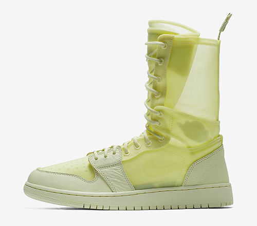 Air Jordan 1 Explorer Luminous Green
