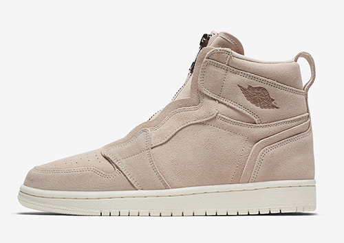 Air Jordan 1 High Zip Particle Beige