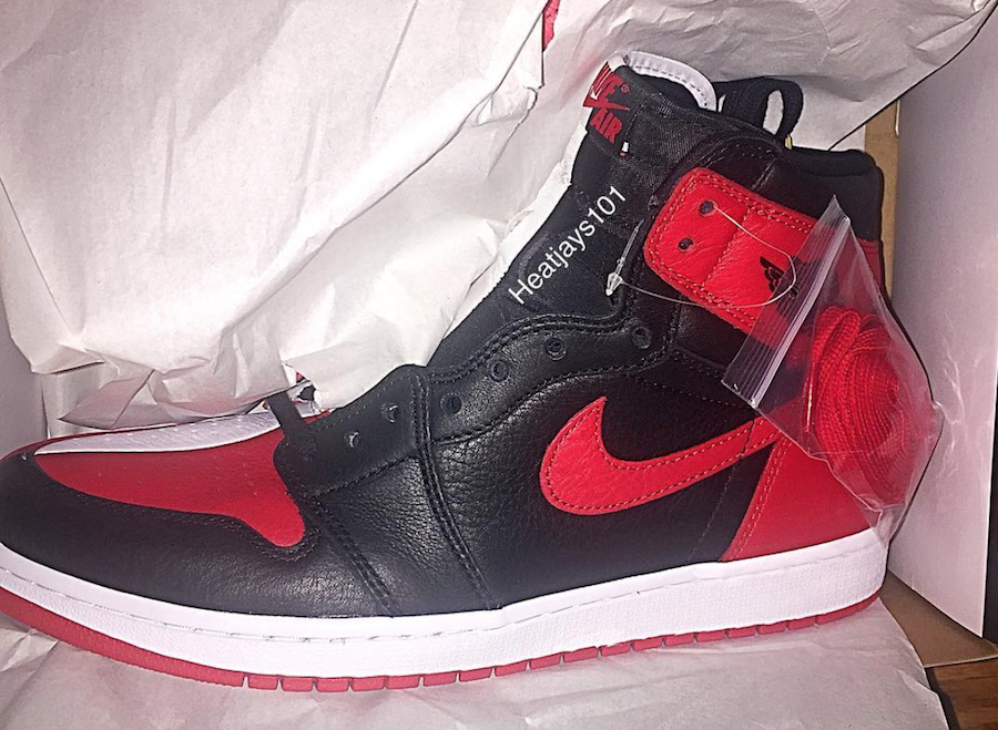 Air Jordan 1 Homage to Home Chicago Release Date
