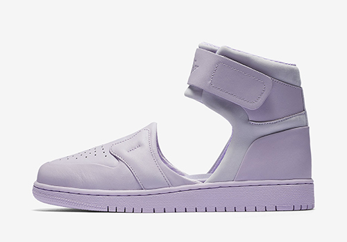 Air Jordan 1 Lover Violet Mist