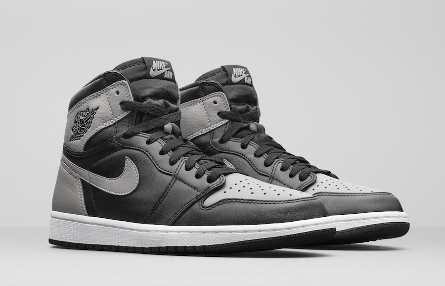 49edd2fa8dc Air Jordan 1 Shadow 2018 Release Date | SneakerFiles