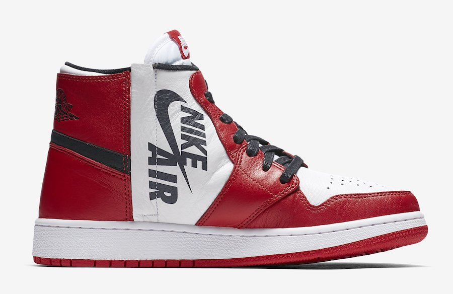 Air Jordan 1 Rebel Chicago AT4151-100 Release Date