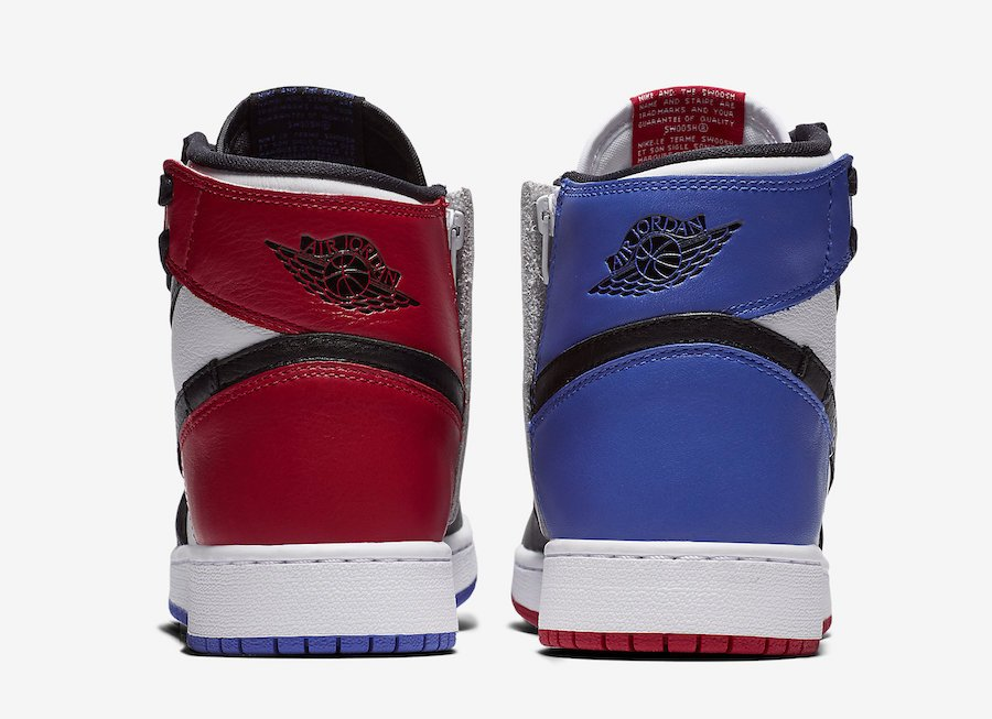 11d6720d234 Air Jordan 1 Rebel Top 3 AT4151-001 Release Date | SneakerFiles