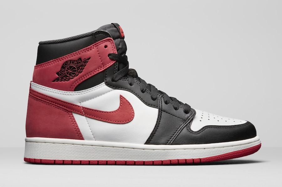 Air Jordan 1 Track Red 555088-112