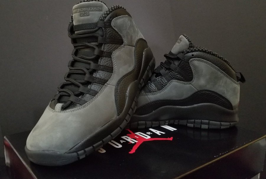 air jordan retro 10 shadow