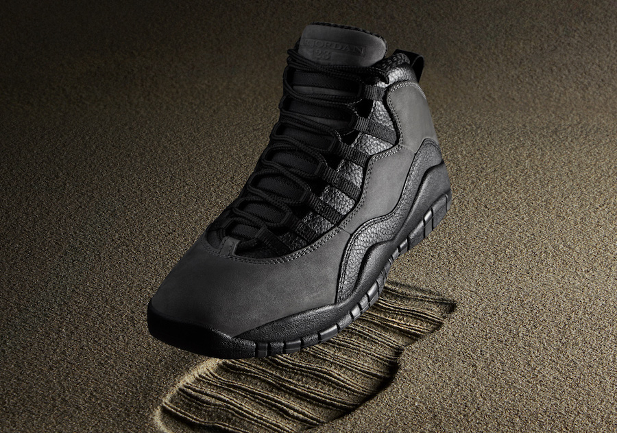 wholesale dealer 3b48b 7389d Air Jordan 10 Dark Shadow 310805-002 Release Date | SneakerFiles