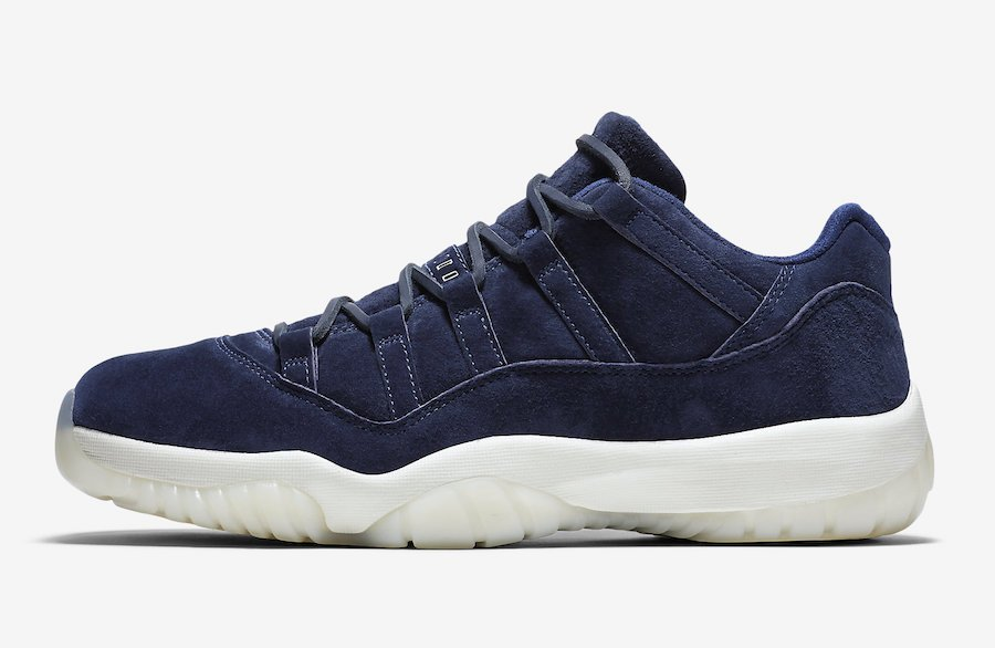 designer fashion ccd3d 097d5 Air Jordan 11 Low Retro RE2PECT Release Date