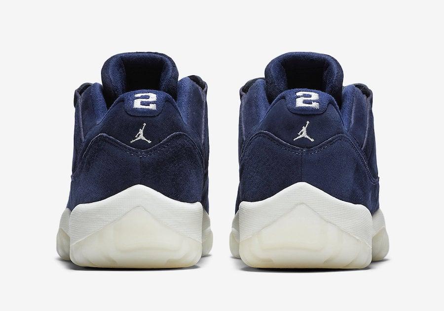 Air Jordan 11 Low Retro RE2PECT Release Date