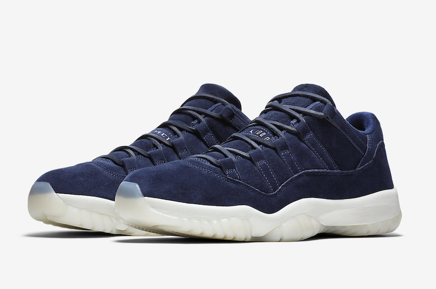 Air Jordan 11 Low Retro RE2PECT Release Date