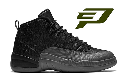 Air Jordan 12 CP3 Olive Canvas