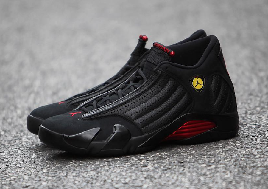 Air Jordan 14 Last Shot Retro 2018