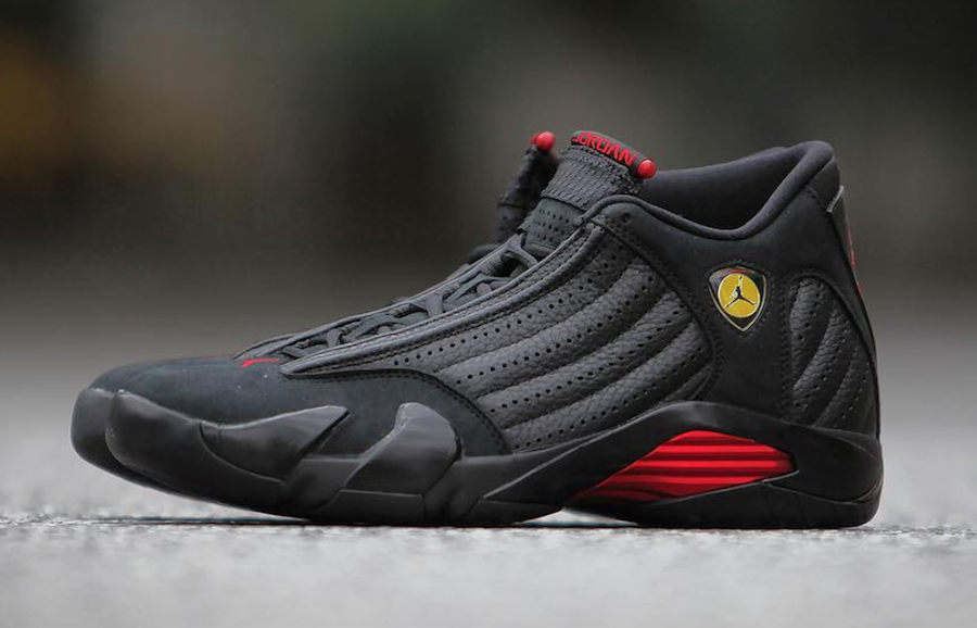 promo code 28463 b3793 Air Jordan 14 Last Shot Retro 2018