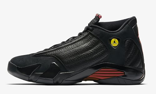 Air Jordan 14 Last Shot Retro