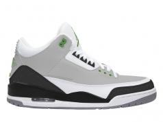 Air Jordan 3 Chlorophyll 2018