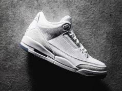Air Jordan 3 Pure White 136064-111