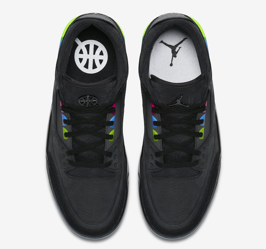 Air Jordan 3 Quai 54 AT9195-001