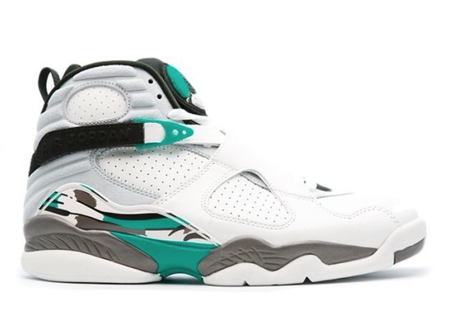 Air Jordan 8 Turbo Green 305381 113 Release Date