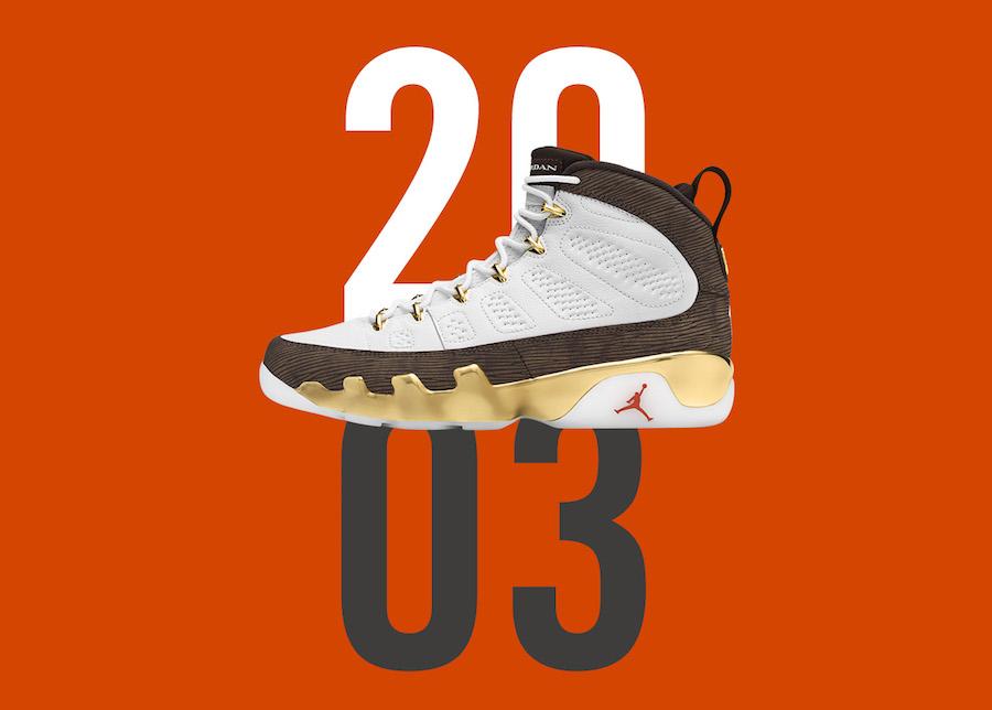 Air Jordan 9 Mop Melo Release