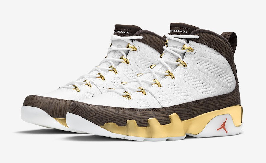 Air Jordan 9 Mop Melo