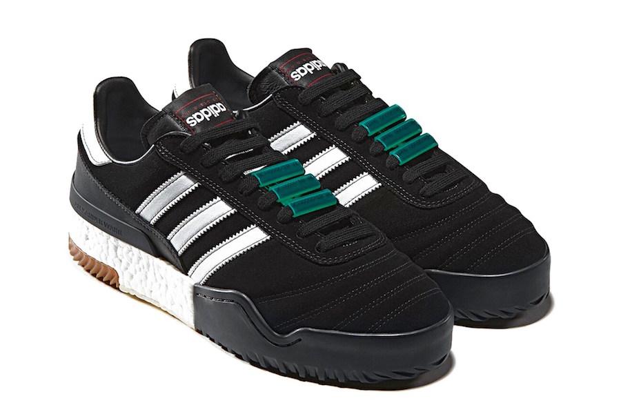Alexander Wang adidas BBall Soccer Core Black