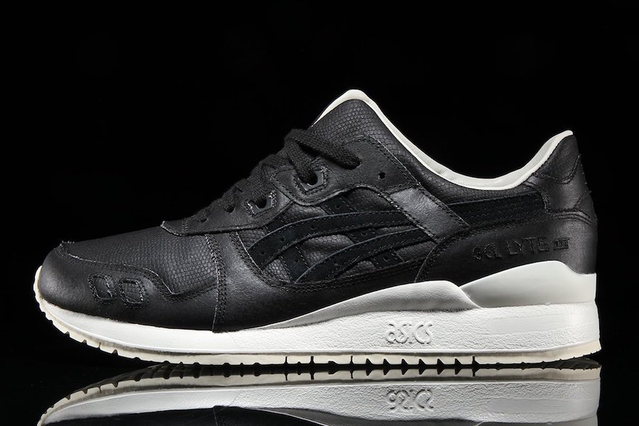 Asics Gel Lyte III 'Reptile Leather' Pack