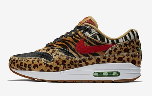 atmos Nike Air Max 1 Animal Pack