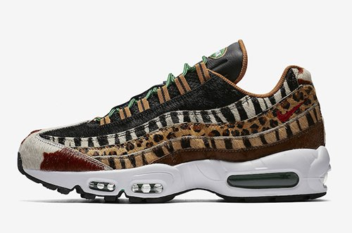 atmos Nike Air Max 95 Animal Pack
